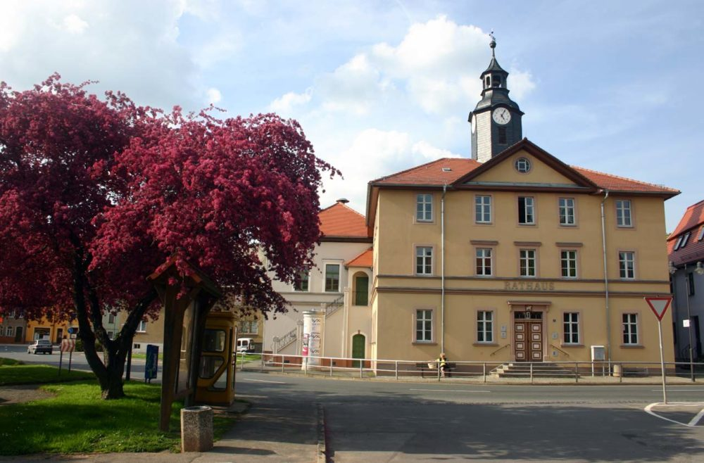 Rathaus Bürgel